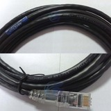 郑州超五类跳线|安普超五类非屏蔽跳线 1.5米网络跳线价格